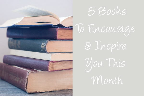 5 books to encourage