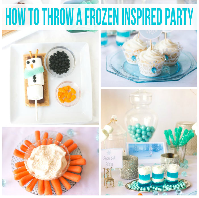 Frozen Party Round Up